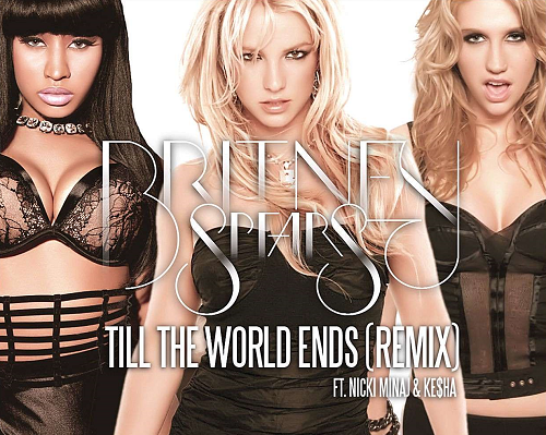 Nicki Minaj Britney Spears Kesha