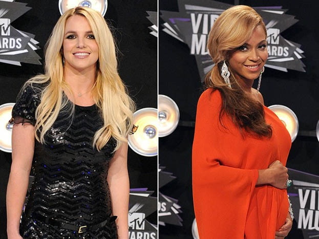 beyonce britney spears