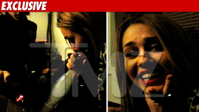 Miley Cyrus Drug Use Pictures