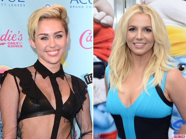 miley-cyrus-britney-spears