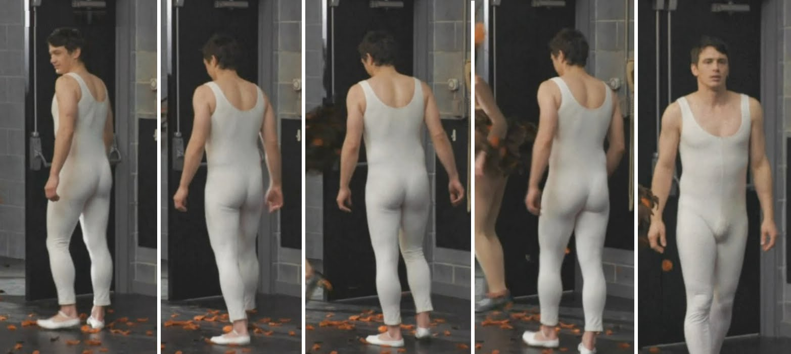 james franco ass ballet tights oscars