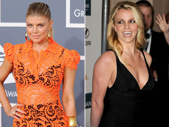 Britney-Spears-And-Fergie