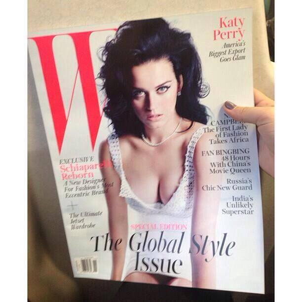 Katy Perry W Magazine 2