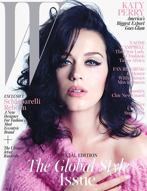 Katy Perry W Magazine
