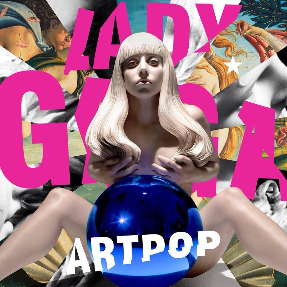 Lady Gaga Cover ARTPOP