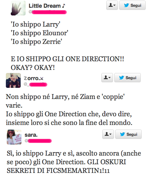ONE DIRECTION SHIPPARE