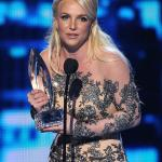 Britney Spears People Choice Awards (1)