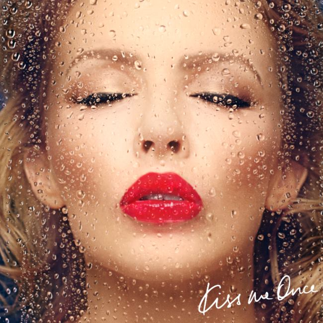 Kiss Me Once Kylie Minogue