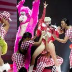 Miley Cyrus Bangerz Tour (11)