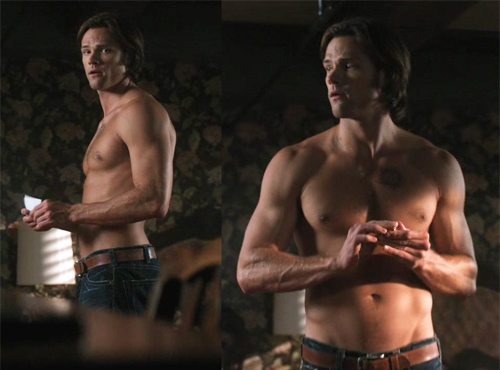 Jaredpadaleki hot gay supernatural