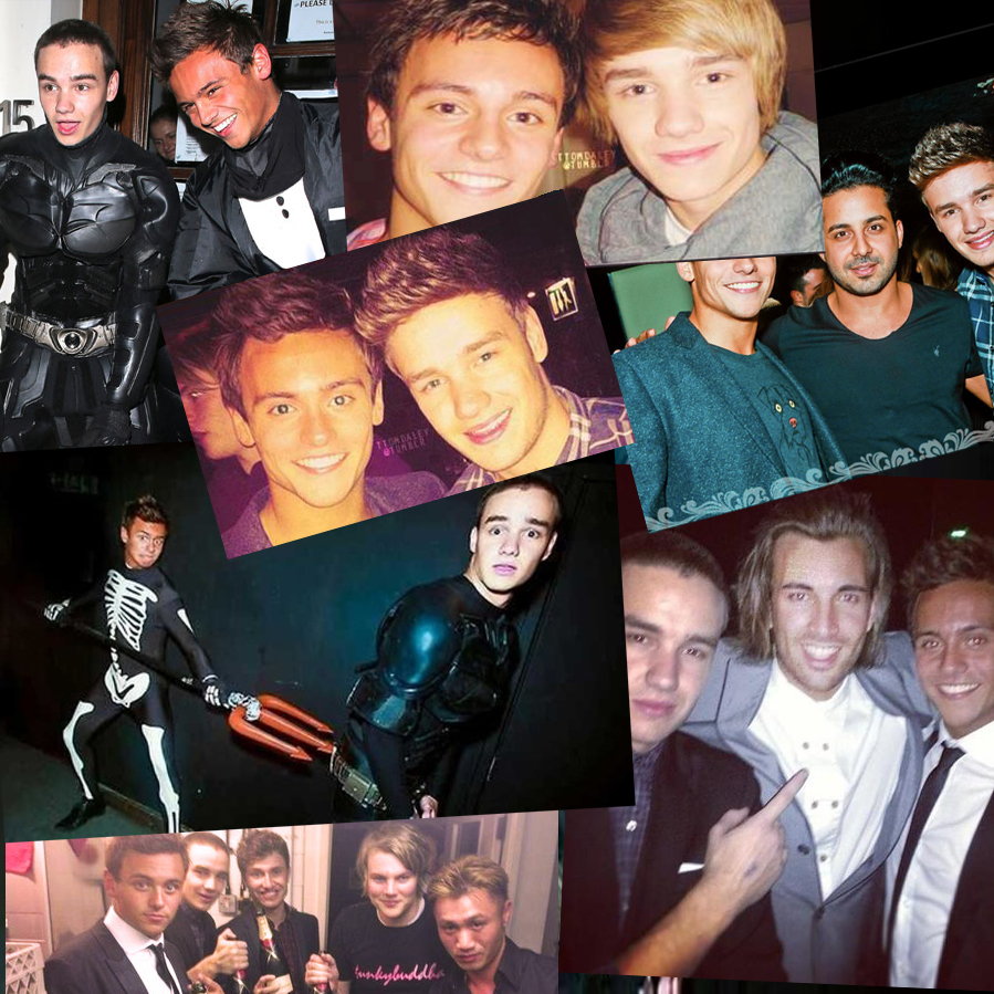 liam payne tom daley gay love
