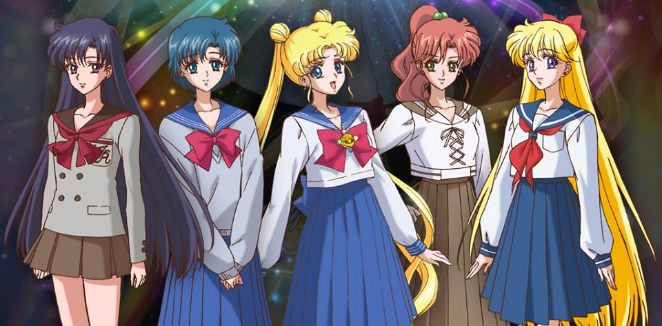 sailor moon crystal cast new pics
