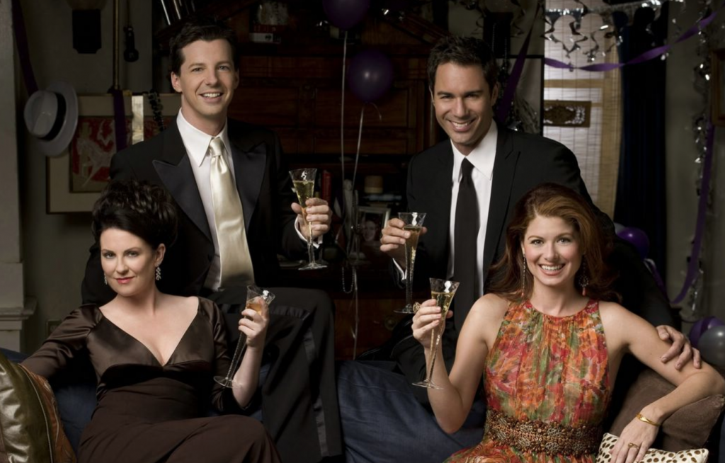 will & grace reunion nuova serie gay