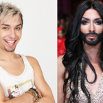 Conchita Wurst senza barba (1)