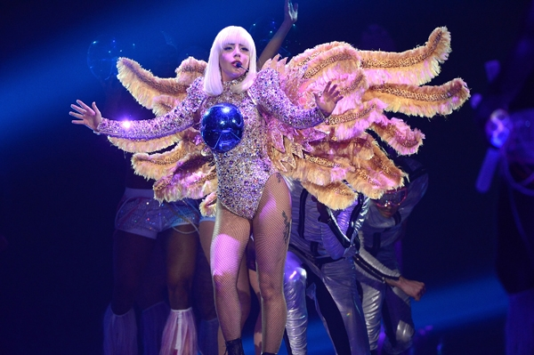 artrave the artpop ball tour madison square garden ny gaga