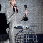 miley cyrus world music awards 2014