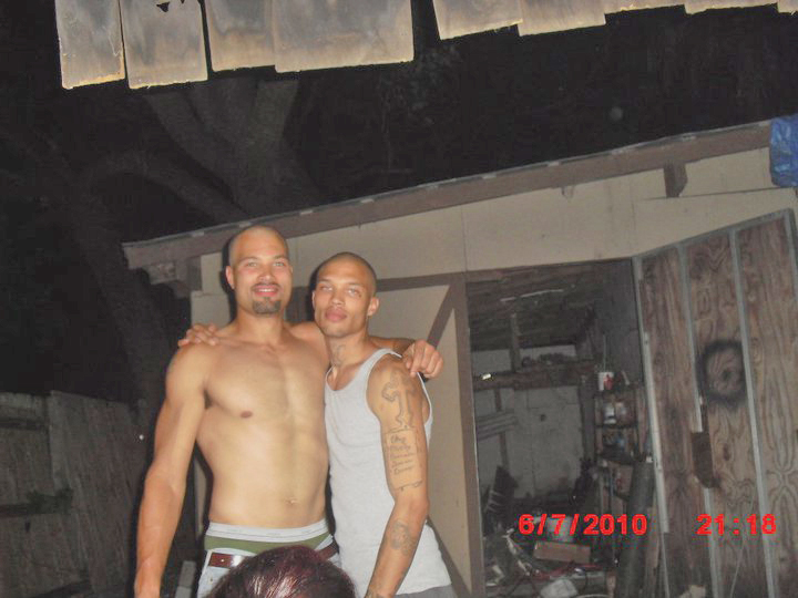Jeremy Meeks gay brother family