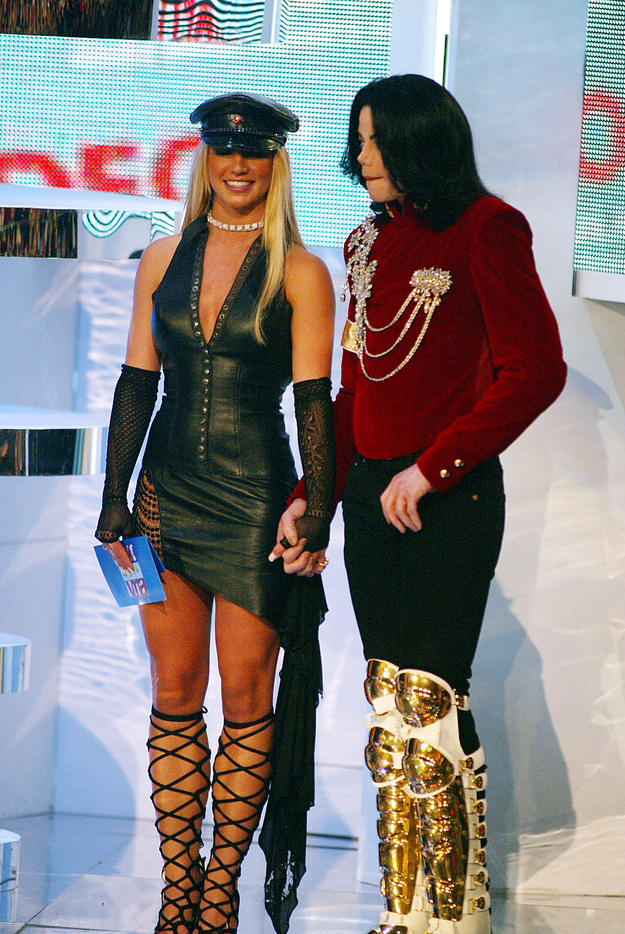 Britney Spears Video Music Awards (10)