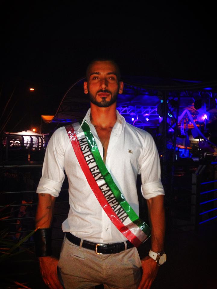 Marco Porcelli Mister Gay Campania (4)
