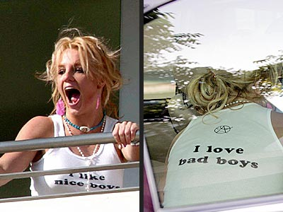 Britney Spears t Shirt (3)