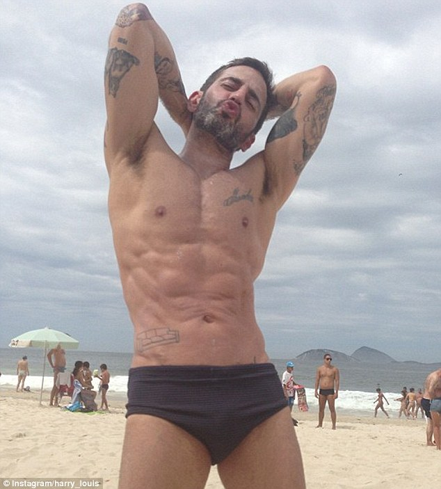 marc jacobs grindr sexy hot