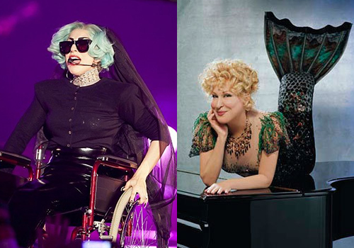 lady-gaga-bette-midler-mermaid