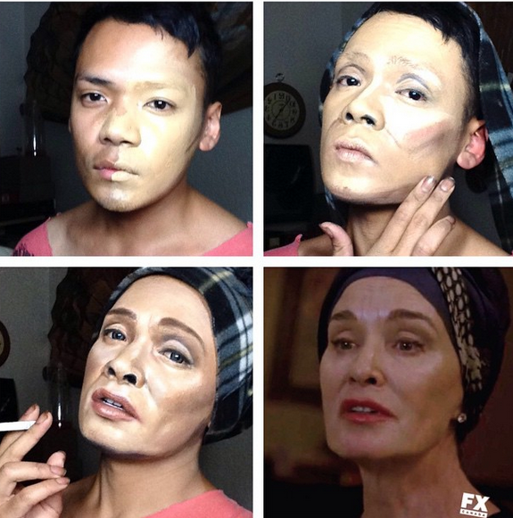 American Horror Story Tutorial (1)