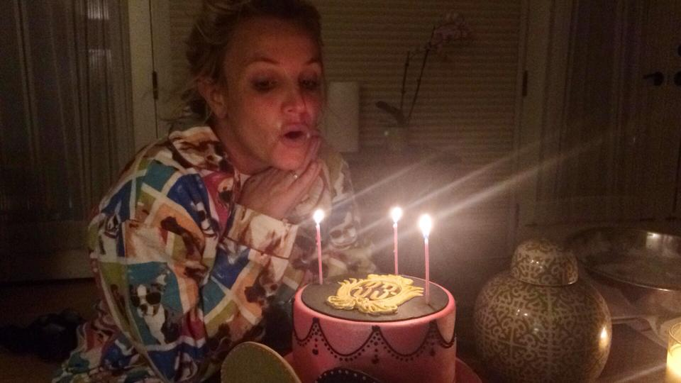 Britney Spears compleanno