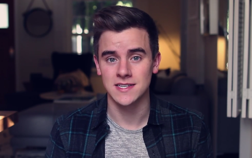 Connor Franta è gay coming out