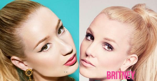 Iggy Azalea, Britney Spears, Bliss