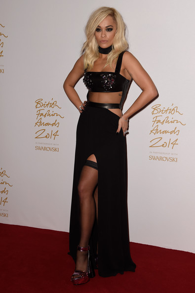 Rita Ora British Awards (2)