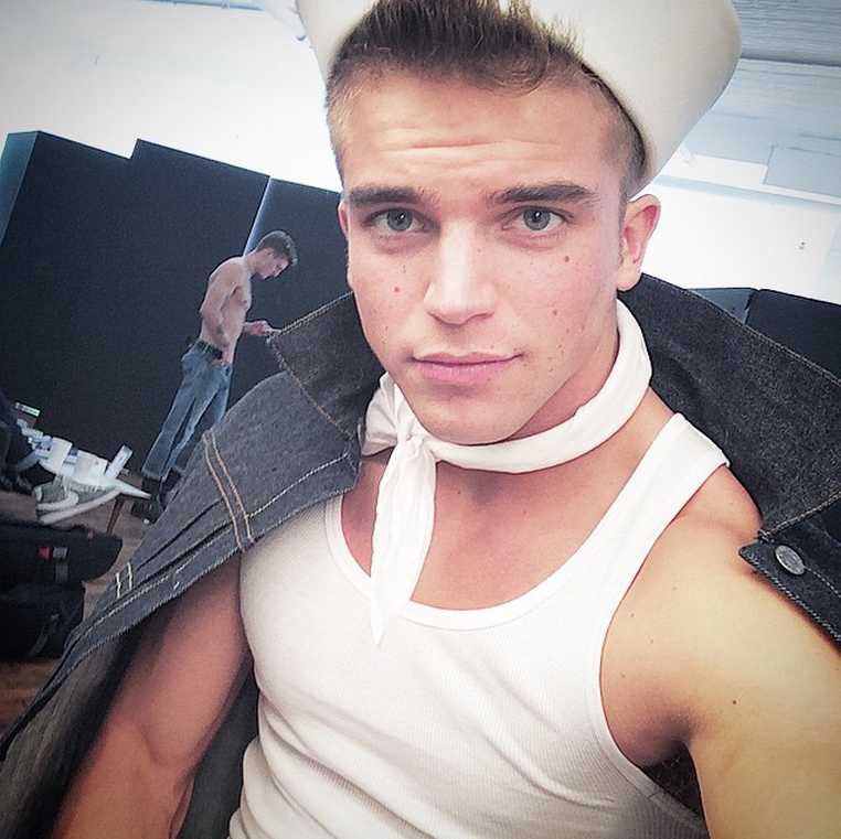 River Viiperi hot sailor
