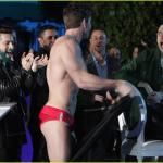 billy-reilich-strips-to-his-speedo-at-logos-newnownext-awards-04
