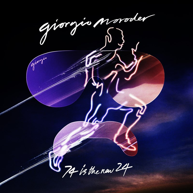 Giorgio Moroder 74 is The new 24