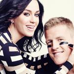Katy Perry and J.J. Watt for ESPN Magazine (3)