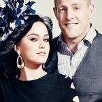 Katy Perry and J.J. Watt for ESPN Magazine (8)
