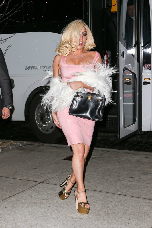 Lady-Gaga-out-in-New-York-City-January-24-1