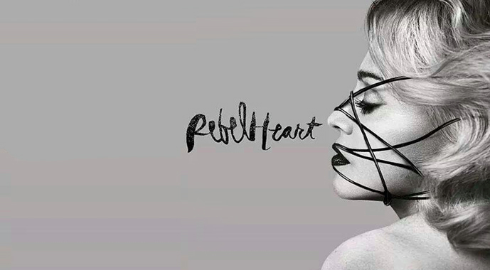 rebel heart madonna finish