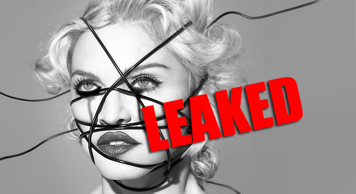Madonna leaked demo rebel heart final song