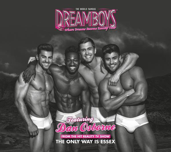 dan soborne rogan ex on the beach dreamboys