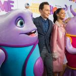 "DreamWorks Animation, In Association With 20th Century Fox And Good Morning America Present Special Screening Of ""HOME"""