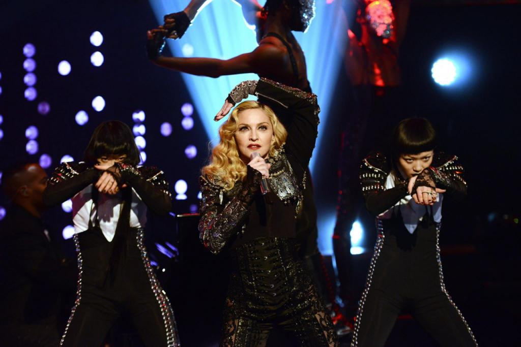 madonna jonathan ross video