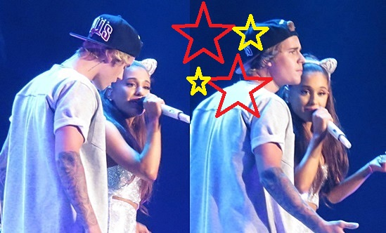 Justin Bieber & Ariana Grande Perform 'Love Me Harder' Duet