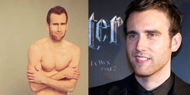 matt lewis harry potter gay attitude