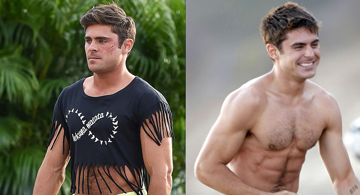 zac efron gay trans faggot