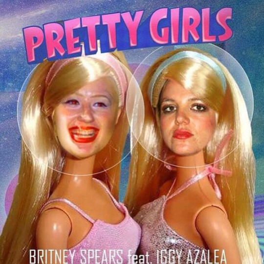 Britney Spears Pretty Girls
