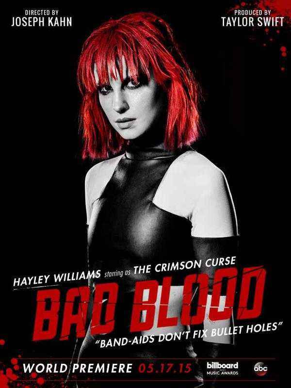Taylor Swift Bad Blood (2)