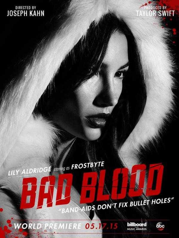 Taylor Swift Bad Blood (3)
