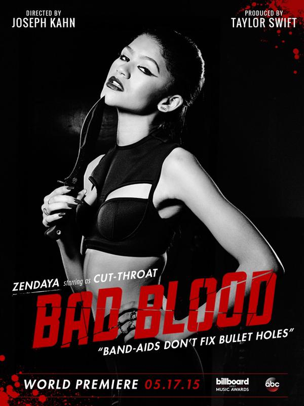 Taylor Swift Bad Blood (5)