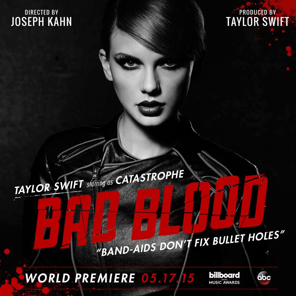 Taylor Swift Bad Blood (7)
